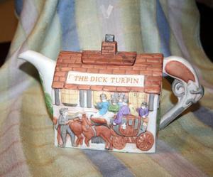 tetera porcelana antigua