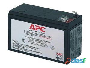 APC Replacement Battery Cartridge #106 - batería de UPS -