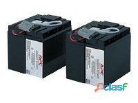 APC Replacement Battery Cartridge #55 - batería de UPS -