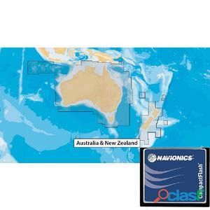 Cartografía Navionics Navionics+ Xl9 Australia And New