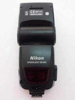 Flash Nikon Speedlight Sb 800