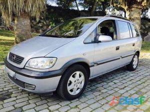 Opel zafira 1.8 Elegance. 16v. 7 plazas. Perfecto.