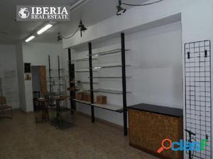 Se alquila Local comercial con opción a compra en Valencia