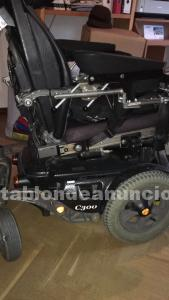 Vendo silla de ruedas electrica modelo c300