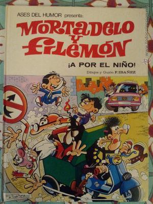 1º EDICION  MORTADELO Y FILEMON (RARO ERROR DE