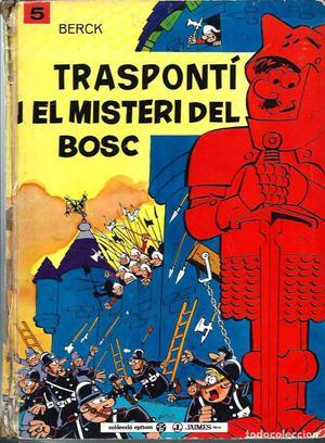 BERCK - TRASPONTI I EL MISTERI DEL BOSC - JAIMES  - COL.