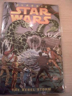 CLASSIC STAR WARS: THE REBEL STORM (DARK HORSE)