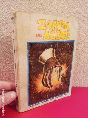 COMIC VERTICE ZARPA DE ACERO VOL.3 VOLUMEN TOMO EDICION