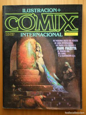 COMIX INTERNACIONAL EXTRA 4 / FORMADO POR 3 COMIC TOUTAIN