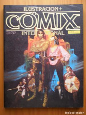 COMIX INTERNACIONAL EXTRA 5 / FORMADO POR 3 COMIC TOUTAIN