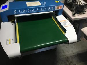 Detector de metales agujas