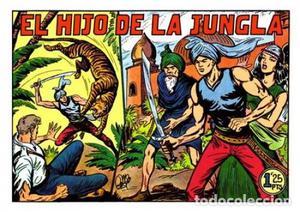 EL HIJO DE LA JUNGLA COMPLETA 86 Nº. REEDICION