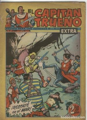 El Capitan Trueno Extra numero 115