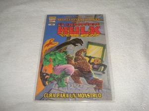 Hulk Cura para un monstruo Selecciones Marvel 19