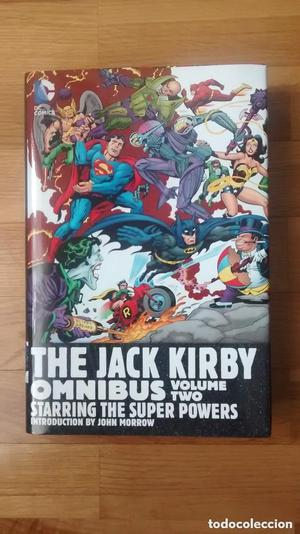 JACK KIRBY OMNIBUS, SUPER POWERS