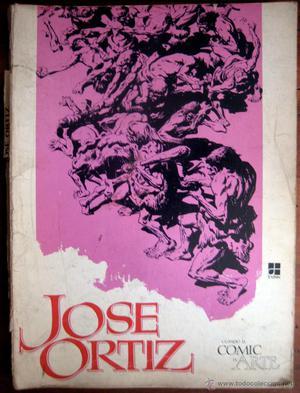 Jose Ortiz, Cuando el comic es arte.
