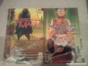 LOS LIBROS DE LA MAGIA. Nº 1 AL 16. PLANETA. COMPLETA