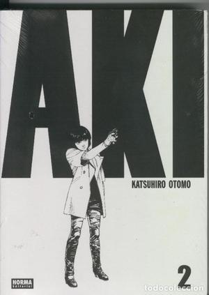 Manga: Akira tomo 2