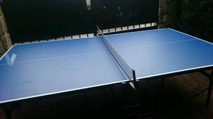Vendo mesa de ping pong usada buenas condiciones san for Mesa de ping pong usada