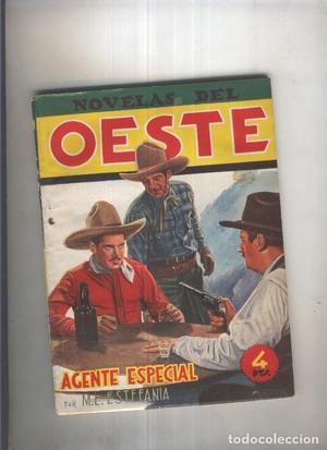Novelas del Oeste 44: Agente especial