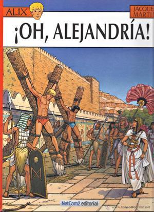 ¡Oh, Alejandría!. Tapa dura.