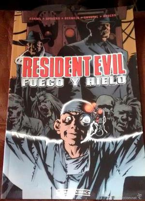 Resident evil fuego y hielo