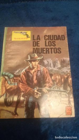 SHERIFF LA CIUDAD DE LOS MUERTOS EDITORIAL VIMAR