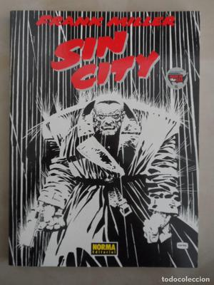 SIN CITY: MADE IN THE USA Nº 15 - NORMA - FRANK MILLER