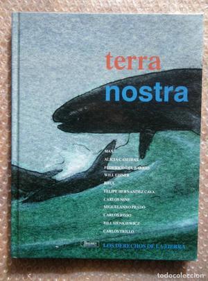 TERRA NOSTRA DERECHOS DE LA TIERRA / IKUSAGER  EISNER,