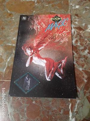 THE BOOKS OF MAGIC - BOOK 1 OF 4 - DC COMICS