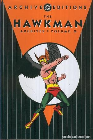 THE HAWKMAN Archives Vol.2 - Archive Editions DC