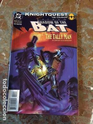THE SHADOW OF THE BAT 20 - DC COMICS