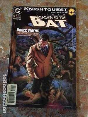 THE SHADOW OF THE BAT 22 - DC COMICS