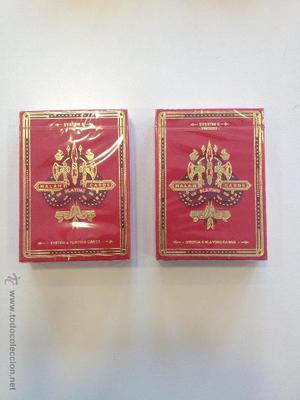 2 BARAJAS NAIPES - Malam Playing Cards