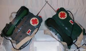 Antiguos Teléfonos de Rescate Bianchi.