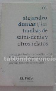 Las tumbas de saint denis y otros relatos, de alejandro
