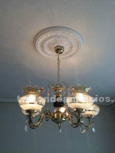 Lámparas de techo varios modelos