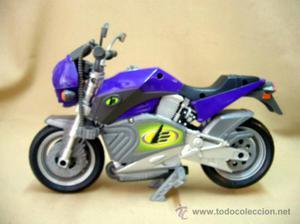 MOTO, MOTO DE PLASTICO, 30 X 20 CM