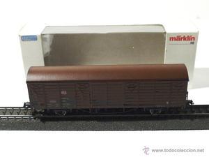 Marklin  vagón de carga
