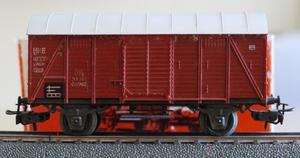 Marklin  vagón mercancias cerrado