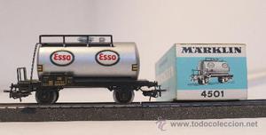 Marklin vagón tanque Esso