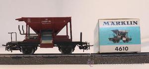 Marklin vagón tolva