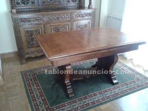 Mueble estilo vasco