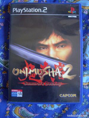 Onimusha 2 - Ps2 Playstation 2 - Completo - Edicion España