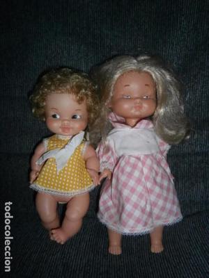 Preciosas muñecas de famosa, años .
