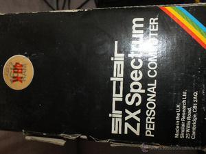 Sinclair spectrun perfecta muy completa