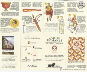 TARRAGONA - BARAJAS ROMANAS IMPERIAL TARRACO - CARTES