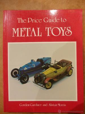 THE PRICE GUIDE TO METAL TOYS-PAGINAS 214-GUIA DE PRECIOS