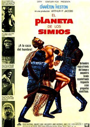 EL PLANETA DE LOS SIMIOS (GUÍA ORIGINAL SIMPLE DE SU