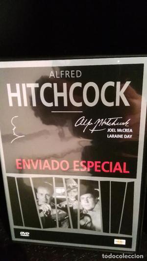 Enviado especial--Alfred Hitchcock